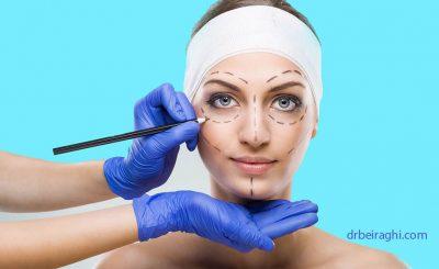 میزان تاثیر عمل جراحی بینی در مشهد