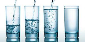 مصرف آب کافی